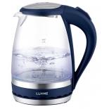 чайник электрический Lumme LU-220, синий сапфир