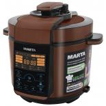 мультиварка Marta MT-4309 черная/медь