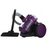 Пылесос Lumme LU-3209, черно-фиолетовый