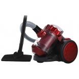 Пылесос Lumme LU-3209, чёрно-красный