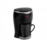 кофеварка Atlanta ATH-530, черная