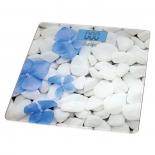 Напольные весы BBK BCS3002G, бело-голубые