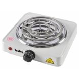 плита Tesler PEO-01 белая