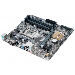 материнская плата ASUS B150M-A/M.2 Soc-1151 B150 DDR4 mATX SATA3  LAN-Gbt USB3.0 VGA/DVi/HDMI