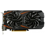 видеокарта GeForce GIGABYTE GeForce GTX 1060 1582Mhz PCI-E 3.0 6144Mb 8008Mhz
