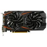 видеокарта GeForce GIGABYTE GeForce GTX 1060 1582Mhz PCI-E 3.0 6144Mb 8008Mhz
