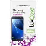 защитная пленка для смартфона LuxCase для Samsung Galaxy J7 (2016), антибликовая