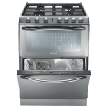 плита Candy TRIO 9501 X (с посудомоечной машиной)
