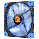 кулер Thermaltake Luna 12 Slim LED 120 mm, синий