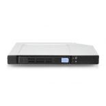 корпус для жесткого диска корзина Chenbro SK51102T2, для HDD/SSD (1x 2.5'', Hot swap, HDD - SlimDVD, SATA3), для ноутбука