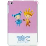 чехол ipad Сочи2014 PAR-IPMH-PK Pink