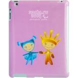 чехол ipad Сочи2014 PAR-IP5H-PK Pink