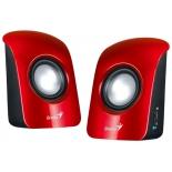 компьютерная акустика Genius SP-U115 Red