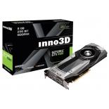 видеокарта GeForce Inno3D GeForce GTX 1080 1607Mhz PCI-E 3.0 8192Mb 10000Mhz 256 bit DVI HDMI HDCP