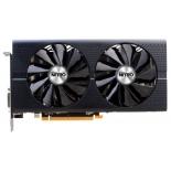 видеокарта Radeon Sapphire Nitro+ Radeon RX 480 1208Mhz PCI-E 3.0 8192Mb 8000Mhz 256 bit DVI 2xHDMI HDCP (11260-01-20g)