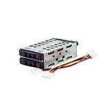 корпус для жесткого диска Supermicro MCP-220-83605-0N, корзина для 2 жестких дисков 2.5'', для сервера