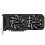 видеокарта GeForce Palit GeForce GTX 1060 1506Mhz PCI-E 3.0 6144Mb 8000Mhz 192 bit DVI HDMI HDCP (PA-GTX1060 Dual 6G)