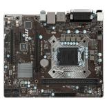 материнская плата MSI H110M PRO-VHL (mATX, LGA1151, Intel H110, 2xDDR4)