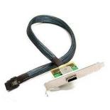 кабель (шнур) SuperMicro CBL-0351L-LP, переходник