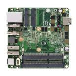 материнская плата Intel NUC BLKD33217GKE-924221 (UCFF, Core i3-3217U, Intel QS77, 2x DDR3), OEM