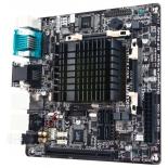 материнская плата Gigabyte Celeron N3150 MITX GA-N3150N-D3V