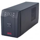 источник бесперебойного питания APC Smart-UPS SC 620VA