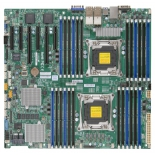 материнская плата SuperMicro MBD-X10DRI-LN4+-O