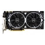 видеокарта GeForce MSI GeForce GTX 1070 1556Mhz PCI-E 3.0 8192Mb 8008Mhz 256 bit DVI HDMI HDCP, ARMOR 8G OC