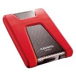 жесткий диск A - Data 1Tb AHD650-1TU3-CRD, красный