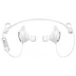 гарнитура bluetooth Samsung Level Active (для правого и левого уха), белая