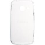 чехол ipad skinBOX slim silicone 4People для Samsung Galaxy J1 mini (2016) (Цвет-прозрачный), T-S-SGJ1
