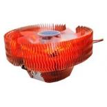кулер Ice Hammer IH-3776WV-R Neon красный