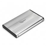 корпус для жесткого диска Gembird EE2-U2S-5-S, серебро