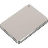жесткий диск Toshiba Canvio Premium 1TB (HDTW110EC3AA), серебристый