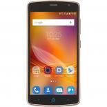 смартфон ZTE Blade L5 Plus 8Gb, золотой