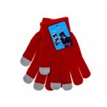 аксессуар для телефона Перчатки для емкостных дисплеев Yifan 1, красные