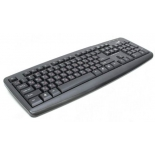 клавиатура Genius KB-110X Black PS/2