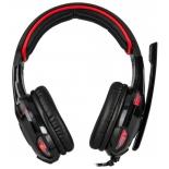 гарнитура для пк Marvo HG9005, черно-красная