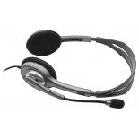 гарнитура для ПК Logitech Stereo Headset H111