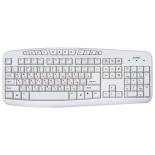 клавиатура Sven Comfort 3050 USB, белая