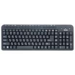 клавиатура Sven Standard 309M USB, черная