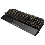 клавиатура Cougar 500K USB, черная