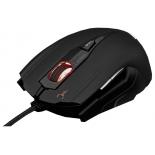 мышь Gamidias Mouse GMS7011, черная