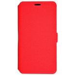 чехол для смартфона Prime book для Asus Zenfone 3 ZC551KL, красная