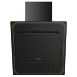 вытяжка кухонная Midea E60TEW3E03, черная