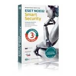 антивирус ESET NOD32 Smart Security лицензия на 1 год 3-ПК\Продление на 20 мес.