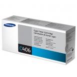 картридж для принтера Samsung CLT-C406S Cyan