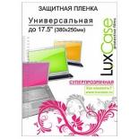 защитная пленка для смартфона LuxCase 17,5'' Универсальная Суперпрозрачная