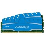модуль памяти Crucial BLS2C4G3D18ADS3CEU (DDR3, 2x4Gb, 1866MHz, CL10, DIMM)