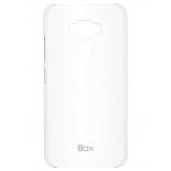 чехол для смартфона SkinBOX 4People Crystal для Asus Zenfone 3 ZE520KL, прозрачный